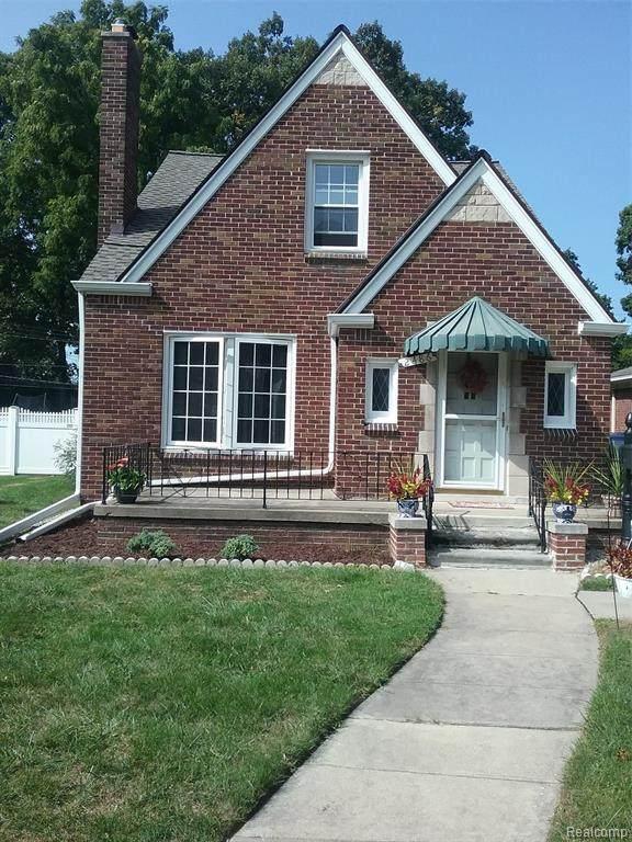 2486 Edgemont Street, Trenton, MI 48183 (#2200077120) :: RE/MAX Nexus
