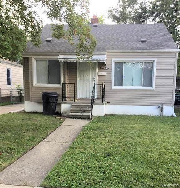18734 Mccormick Street, Detroit, MI 48224 (#2200077367) :: Novak & Associates