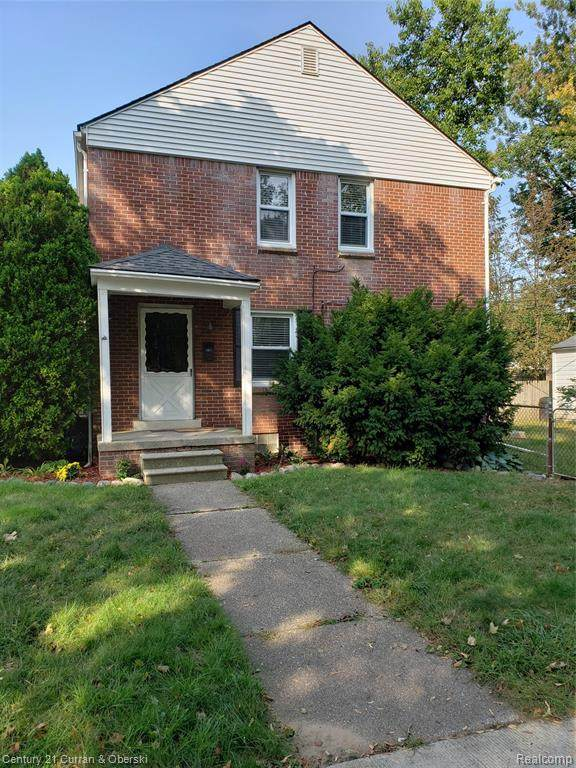 1031 E 4TH Street, Royal Oak, MI 48067 (#2200077994) :: RE/MAX Nexus