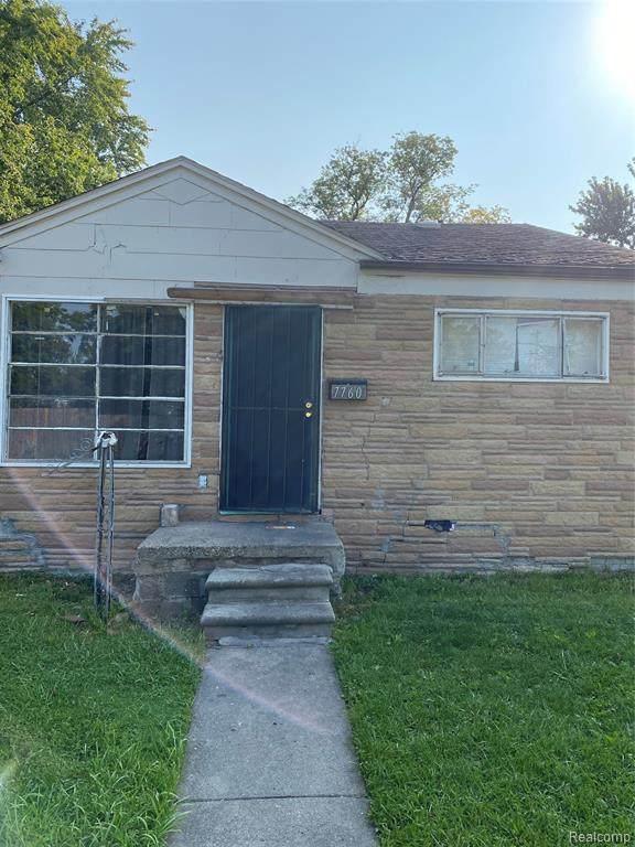 7760 Winthrop Street, Detroit, MI 48228 (#2200078739) :: Novak & Associates