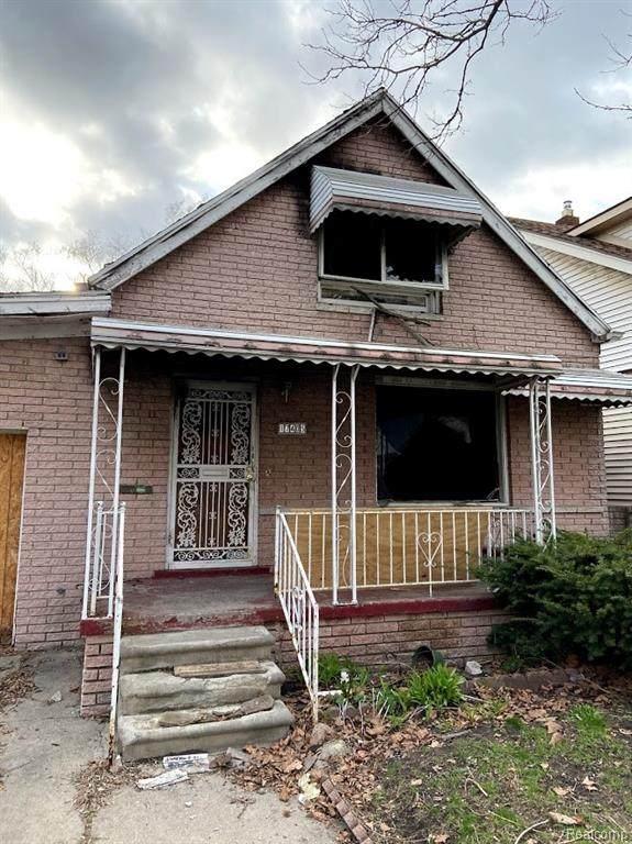 17405 Greeley Street, Detroit, MI 48203 (#2200078755) :: The Alex Nugent Team | Real Estate One
