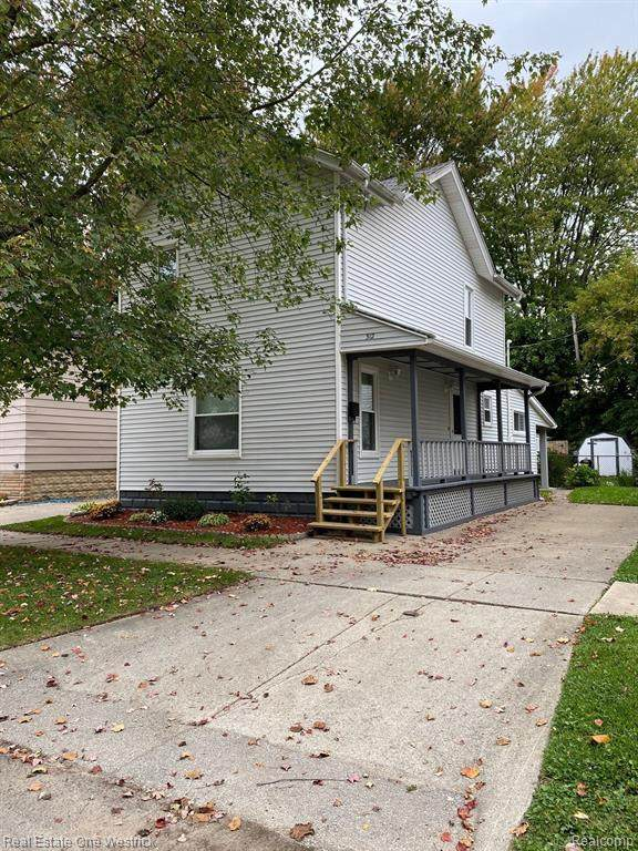312 S William Street, Marine City, MI 48039 (#2200078810) :: The Alex Nugent Team | Real Estate One