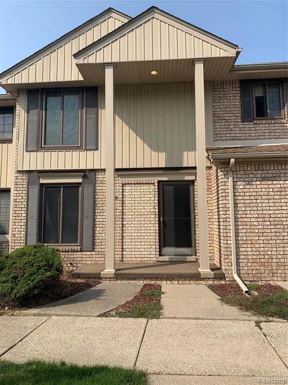 29027 Scarborough Drive #5, Warren, MI 48088 (#2200078899) :: GK Real Estate Team