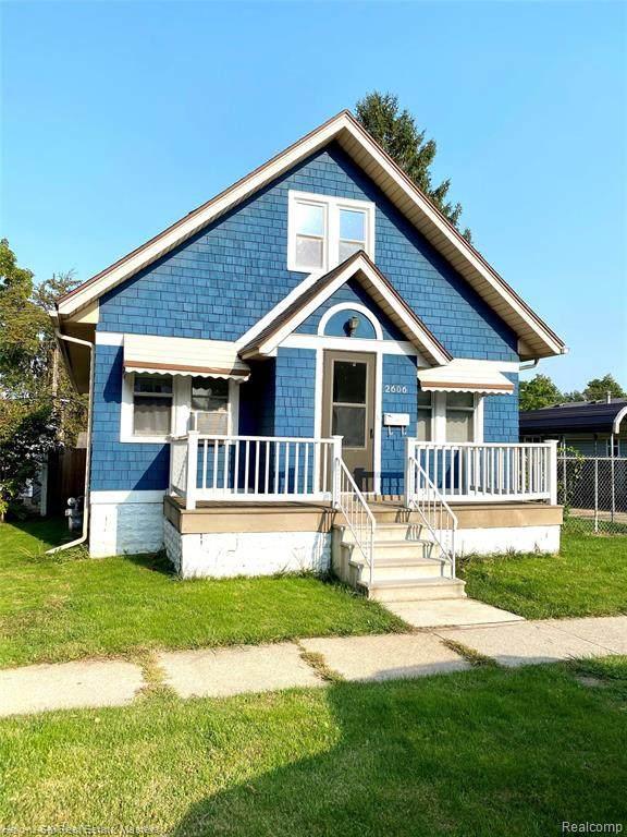 2606 Forest Street, Port Huron, MI 48060 (#2200079472) :: GK Real Estate Team