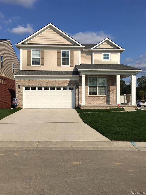 721 Reef Drive, Canton Twp, MI 48187 (#2200079718) :: The BK Agency