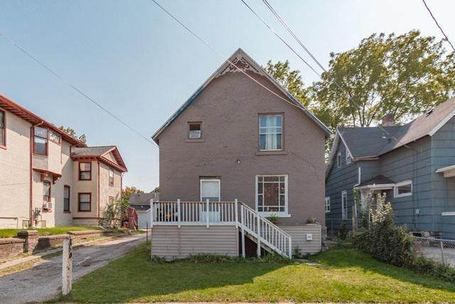 321 W Wesley, CITY OF JACKSON, MI 49201 (#55202002826) :: Duneske Real Estate Advisors
