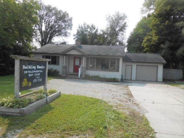 1444 E Pierson Rd, Flushing, MI 48433 (MLS #5050025141) :: The John Wentworth Group
