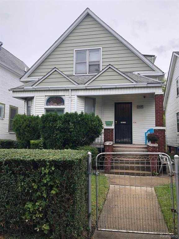1468 Shipherd Street, Detroit, MI 48214 (#2200082640) :: The Merrie Johnson Team