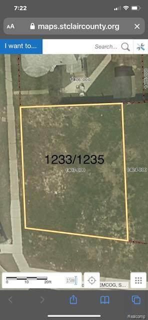 1227 Lapeer Road, Port Huron, MI 48060 (MLS #2200083754) :: The Toth Team