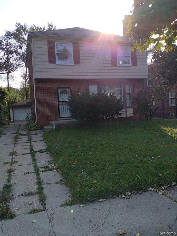 16606 Hubbell Street, Detroit, MI 48235 (MLS #2200083868) :: The John Wentworth Group