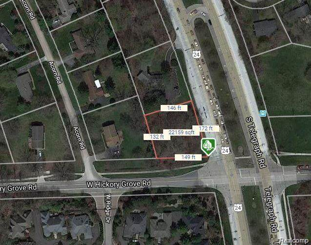 000 Hickory Grove Road, Bloomfield Twp, MI 48302 (MLS #2200084546) :: The Toth Team