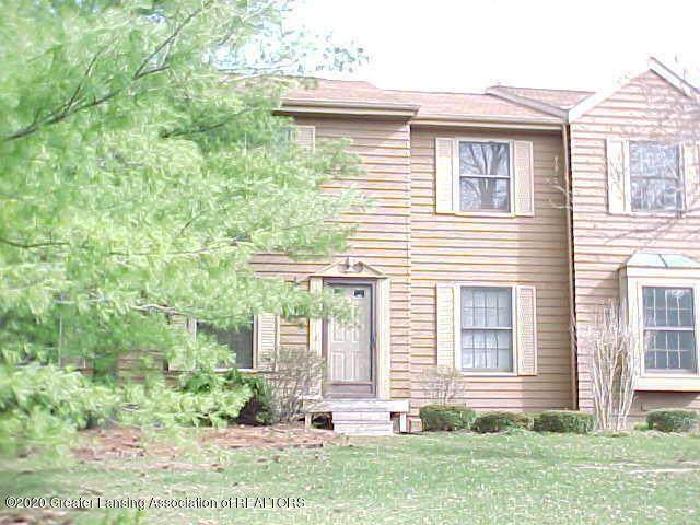 2376 N Wild Blossom Court #103, Meridian Charter Twp, MI 48823 (#630000250586) :: Robert E Smith Realty