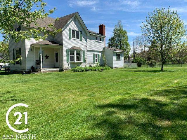 16760 27 MILE RD, Ray Twp, MI 48096 (MLS #58050026851) :: The John Wentworth Group