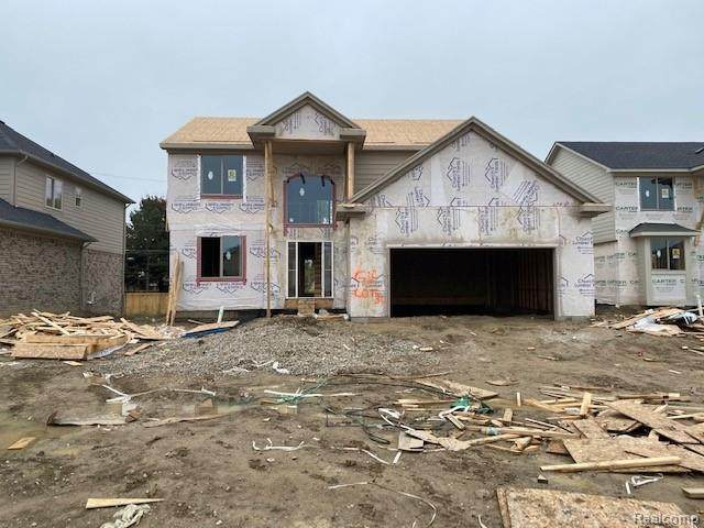 36095 English Court, Sterling Heights, MI 48310 (MLS #2200086779) :: The Toth Team