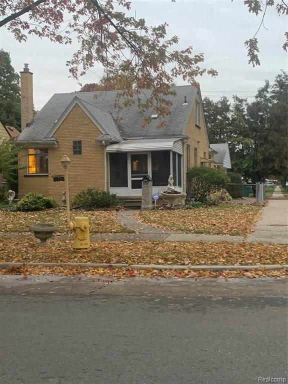 18800 Carlysle Street E, Dearborn, MI 48124 (MLS #2200086947) :: The John Wentworth Group