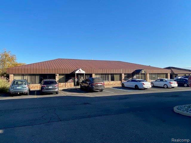2255 S Linden Road Bldg 1, Flint Twp, MI 48532 (MLS #2200087067) :: The John Wentworth Group