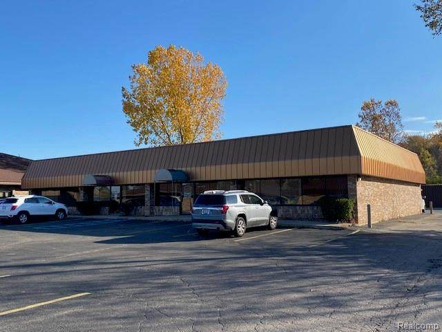 2255 S Linden Road Bldg 2, Flint Twp, MI 48532 (MLS #2200087093) :: The John Wentworth Group