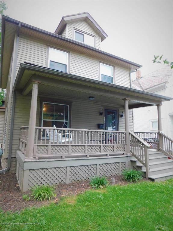 309 W Lapeer Street, Lansing, MI 48933 (MLS #630000250817) :: The John Wentworth Group