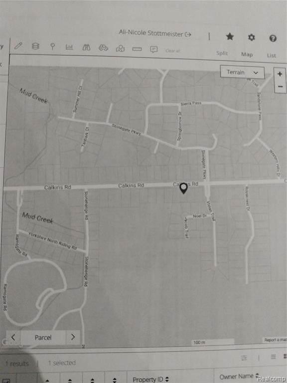 001 Calkins Rd, Flint Twp, MI 48532 (#2200087288) :: Alan Brown Group