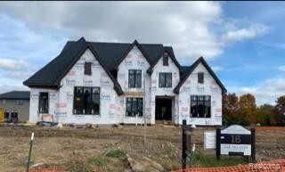 3259 Baron Drive, Bloomfield Hills, MI 48302 (#2200087660) :: Keller Williams West Bloomfield
