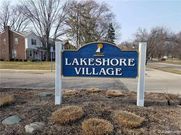 23404 Edsel Ford Court, Saint Clair Shores, MI 48080 (#2200087966) :: Novak & Associates