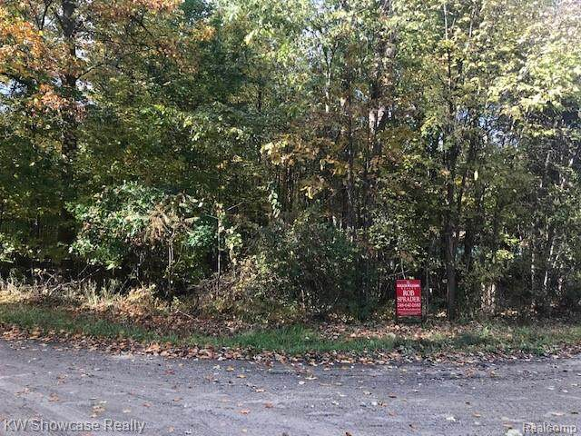VACANT Parker Street, Farmington Hills, MI 48336 (#2200088033) :: The Mulvihill Group