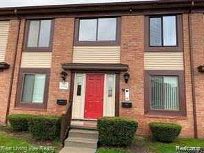 1975 Michigan Ave Apt C35, Marysville, MI 48040 (#2200088185) :: Alan Brown Group