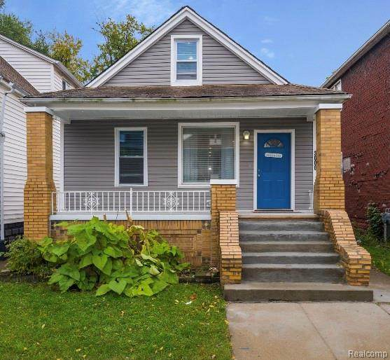 3000 Trowbridge Street, Hamtramck, MI 48212 (#2200088282) :: Keller Williams West Bloomfield