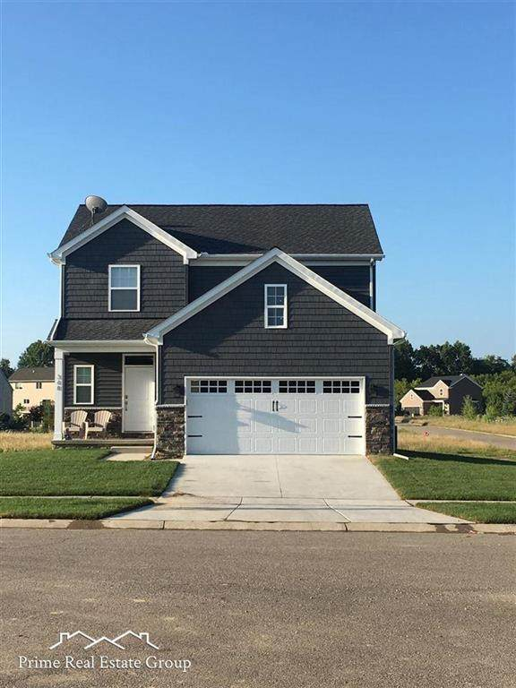 2165 Rolling Hills, Holly Twp, MI 48442 (MLS #5050027500) :: The John Wentworth Group