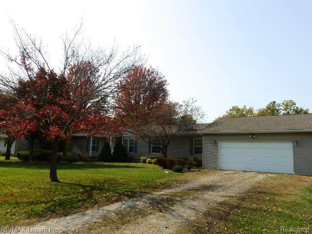8352 Beers Road, Gaines Twp, MI 48473 (MLS #2200088865) :: The John Wentworth Group