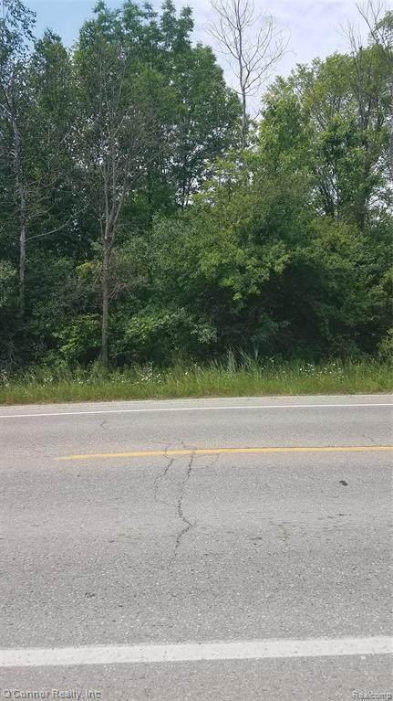 0 Range Road, Kimball Twp, MI 48074 (#2200089052) :: BestMichiganHouses.com