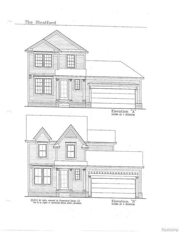 765 Revere Street, Canton Twp, MI 48188 (#2200089730) :: Alan Brown Group
