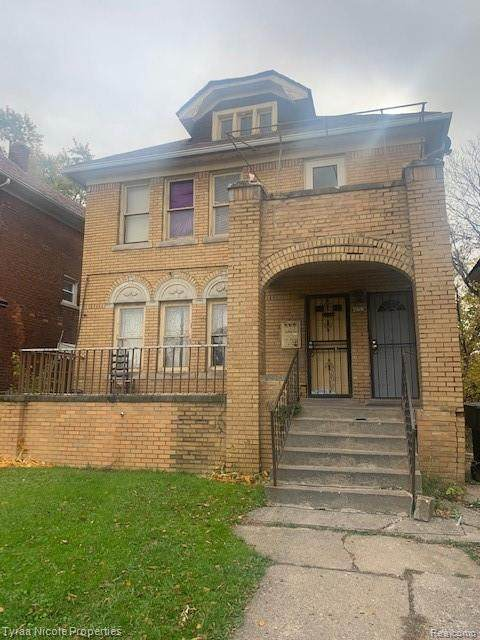 4253 W Grand Street, Detroit, MI 48238 (#2200089839) :: Alan Brown Group