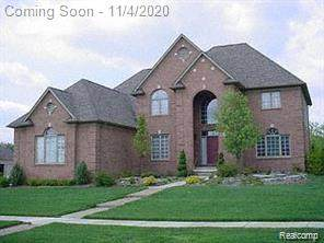 58041 Pheasant Ridge, Washington Twp, MI 48094 (#2200090280) :: BestMichiganHouses.com