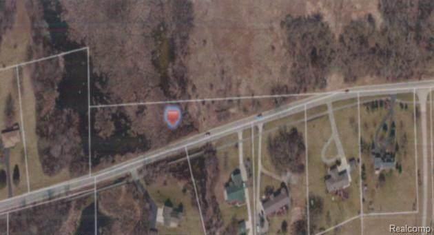 0 Silverbell Road, Orion Twp, MI 48359 (#2200090608) :: Keller Williams West Bloomfield