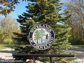 Lot 34 Pine Ridge Dr, Groveland Twp, MI 48462 (MLS #2200091462) :: The Toth Team