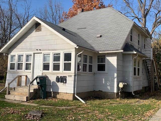2923 Mcclure Avenue, Flint, MI 48506 (#2200092193) :: Keller Williams West Bloomfield