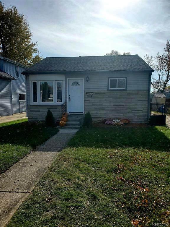 28833 Dawson Street, Garden City, MI 48135 (#2200092324) :: GK Real Estate Team
