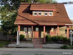 22015 Park Street, Dearborn, MI 48124 (#2200094345) :: Keller Williams West Bloomfield