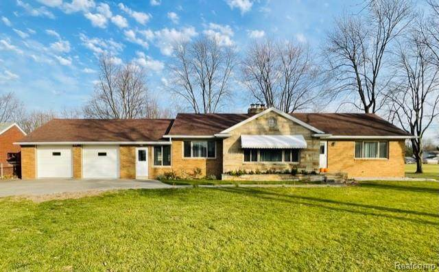 6648 Secor Road, Bedford Twp, MI 48144 (#2200095365) :: The Mulvihill Group