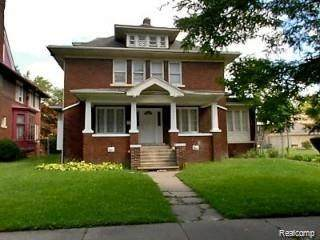 7440 La Salle Boulevard, Detroit, MI 48206 (#2200095487) :: Duneske Real Estate Advisors