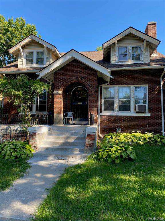 554 W Greendale, Detroit, MI 48203 (#2200095691) :: Duneske Real Estate Advisors