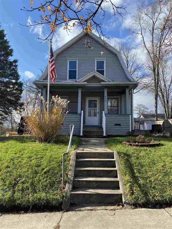 806 S Elm Ave, CITY OF JACKSON, MI 49203 (#55202003498) :: The Alex Nugent Team | Real Estate One