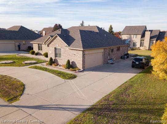 2607 Larch Drive, Sterling Heights, MI 48314 (#2200096296) :: The Alex Nugent Team | Real Estate One