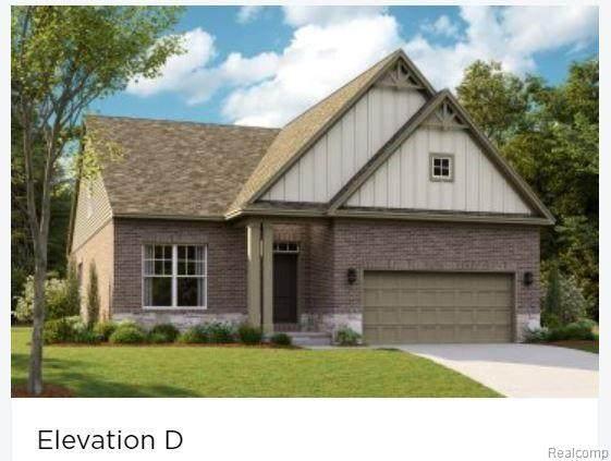 48100 Fieldstone Drive, Northville Twp, MI 48168 (#2200096505) :: The Alex Nugent Team | Real Estate One