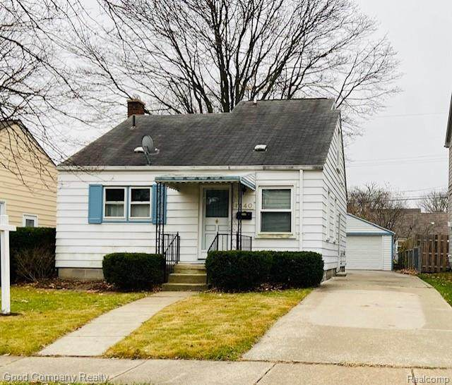 1840 Holland Street, Birmingham, MI 48009 (#2200096527) :: Duneske Real Estate Advisors