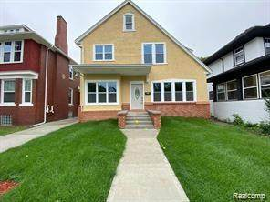 1501 Atkinson Street, Detroit, MI 48206 (#2200096528) :: Duneske Real Estate Advisors