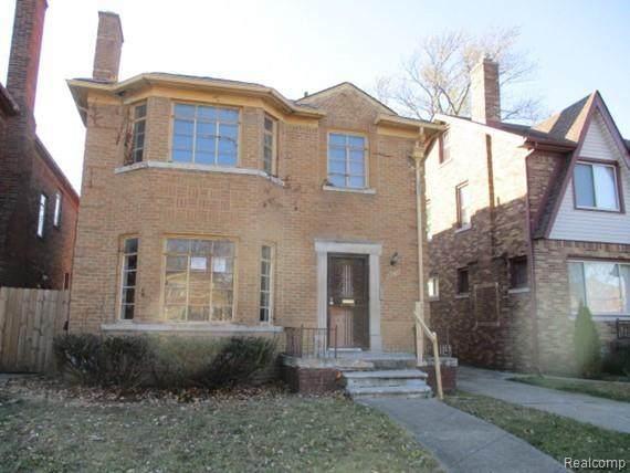 18611 Pennington Drive, Detroit, MI 48221 (#2200096540) :: The Mulvihill Group