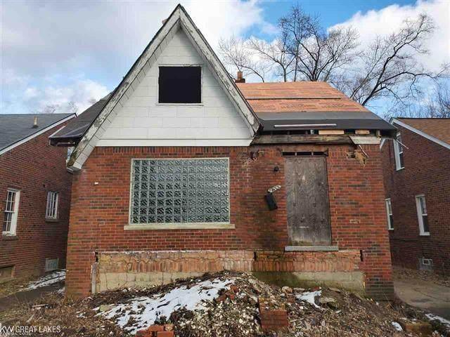 11394 E Asbury Park, Detroit, MI 48227 (#58050029718) :: The Mulvihill Group