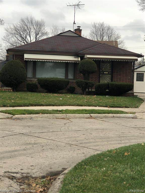 20615 Patton Court, Detroit, MI 48228 (#2200096588) :: Robert E Smith Realty